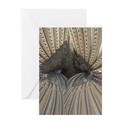 Argus Pheasant Greeting Card
