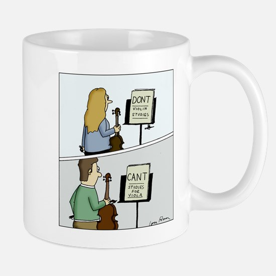 Cant and Dont Studies Mugs