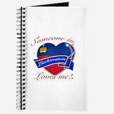 Liechtenstein Flag Design Journal