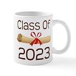 2023 School Class Diploma Mug