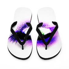EYES Flip Flops