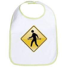 Pedestrian Hula-Hoop Bib