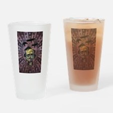 Macabre Drinking Glass