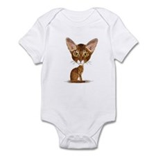 Aby Caricature Infant Bodysuit