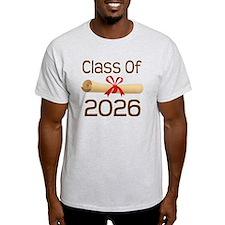 2026 School Class Diploma T-Shirt