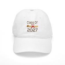 2027 School Class Diploma Baseball Cap