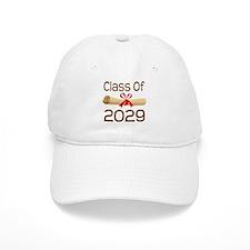 2029 School Class Diploma Baseball Cap