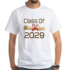 2029 School Class Diploma Shirt