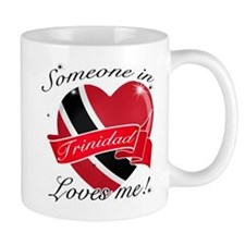 Trinidad Flag Design Mug