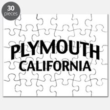 Plymouth California Puzzle
