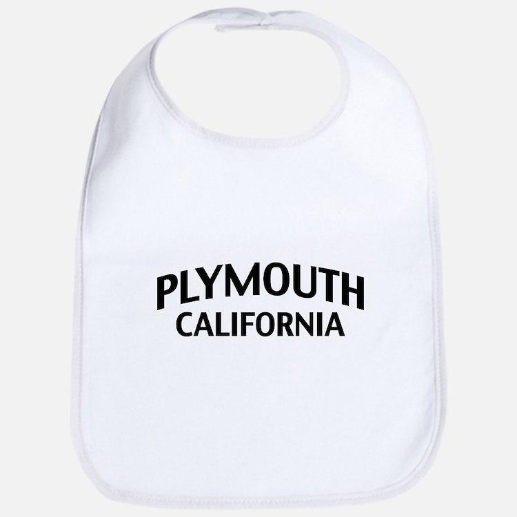 Plymouth California Bib