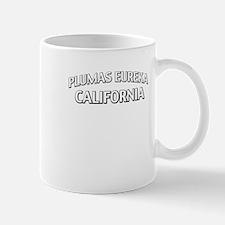 Plumas Eureka California Mug