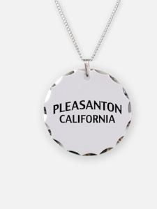Pleasanton California Necklace