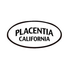 Placentia California Patches