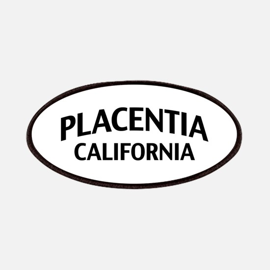Placentia California Patches