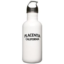 Placentia California Water Bottle