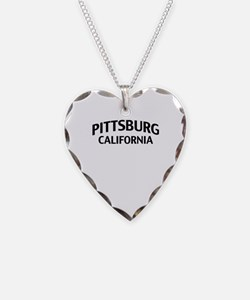 Pittsburg California Necklace