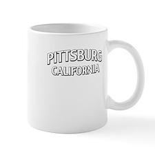 Pittsburg California Mug