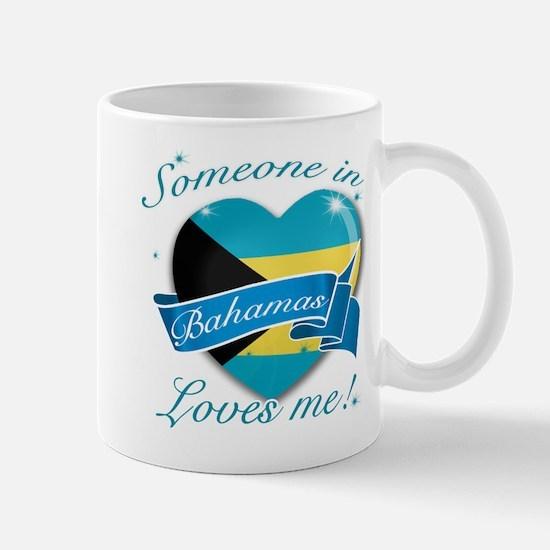 Bahamas Flag Design Mug