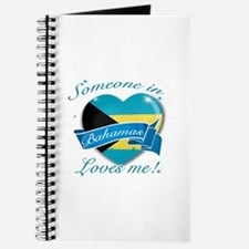 Bahamas Flag Design Journal