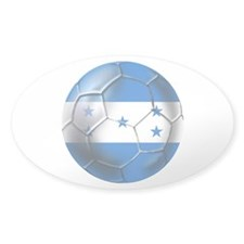 Honduras Football Decal