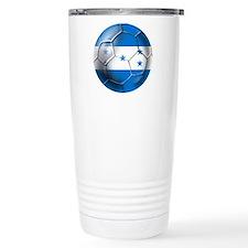 Honduras Football Travel Mug