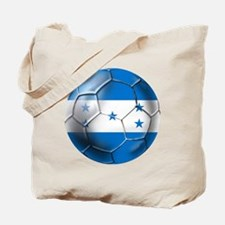 Honduras Football Tote Bag