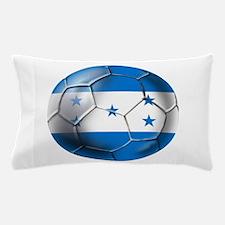 Honduras Football Pillow Case