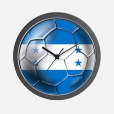 Honduras Football Wall Clock