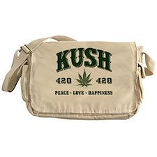 KUSH Messenger Bag
