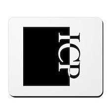 ICP Typography Mousepad