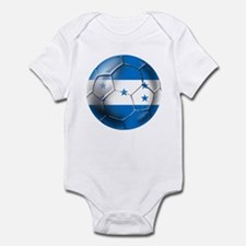 Honduras Football Infant Bodysuit