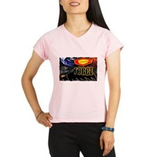 battle of the planets Performance Dry T-Shirt