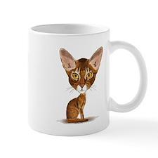 Aby Caricature Mug