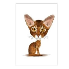 Aby Caricature Postcards (Package of 8)
