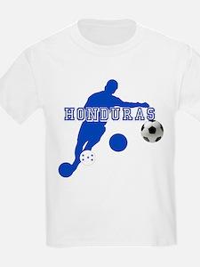 Honduras Soccer Player T-Shirt
