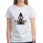 Princess and Black Knights Women's T-Shirt