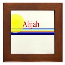 Alijah Framed Tile