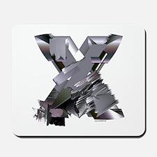 Heavy Metal X Mousepad