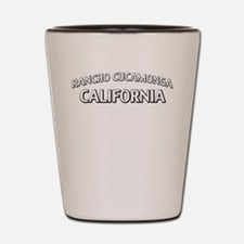 Rancho Cucamonga California Shot Glass