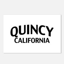 Quincy California Postcards (Package of 8)