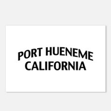 Port Hueneme California Postcards (Package of 8)