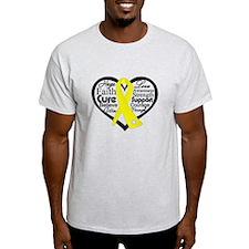 Ewing Sarcoma T-Shirt