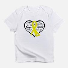 Ewing Sarcoma Infant T-Shirt