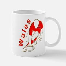 Wales Rugby Designed Mug