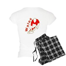 Wales Rugby Designed Pajamas
