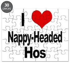 I Love Nappy-Headed Puzzle