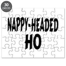 Nappy Headed Ho Brush Design Puzzle