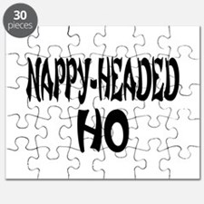 Nappy Headed Ho French Design Puzzle