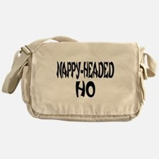 Nappy Headed Ho French Design Messenger Bag